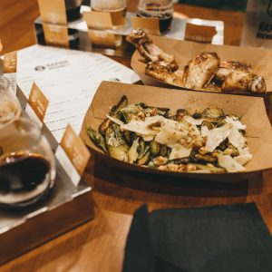 Authentic, regional food from the brewpub