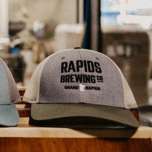 Rapids Brewing Minnesota cap